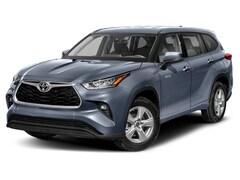 2020 Toyota Highlander Hybrid XLE SUV