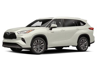 New 2020 Toyota Highlander Hybrid Platinum SUV for sale near you in Boston, MA
