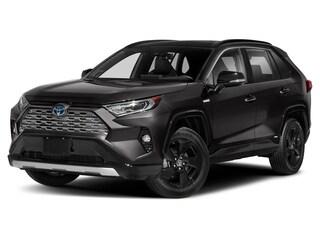 New 2020 Toyota RAV4 Hybrid XSE SUV