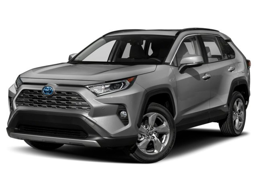 New 2020 Toyota Rav4 Hybrid For Sale At Leader Automotive