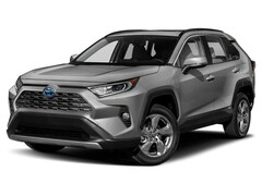 New 2020 Toyota RAV4 Hybrid Limited SUV for sale in Sumter, SC