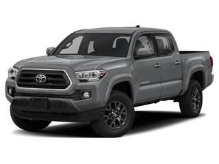 New 2020 Toyota Tacoma SR5 V6 Truck Double Cab in Leesville, LA