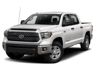 2020 Toyota Tundra CrewMax Platinum DEMO Truck Crewmax