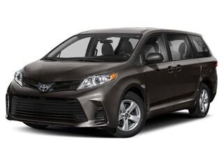 New 2020 Toyota Sienna XLE Premium Van Passenger Van