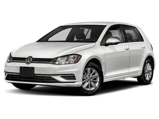 New 2020 Volkswagen Golf 1.4T TSI Hatchback in Macon, GA