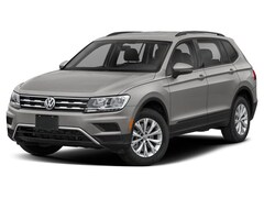 New 2020 Volkswagen Tiguan 2.0T S SUV for sale in Lynchburg, VA