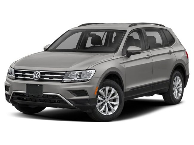 New 2020 Volkswagen Tiguan 2.0T S SUV for sale in Warner Robins, GA