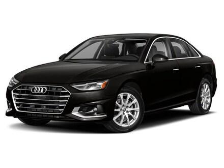 2021 Audi A4 45 S Line Premium Sedan