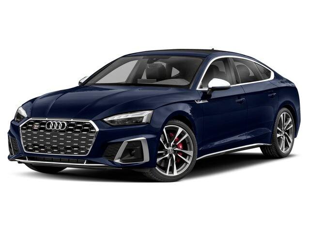 New 2021 Audi S5 3.0T Premium Sportback in East Hartford