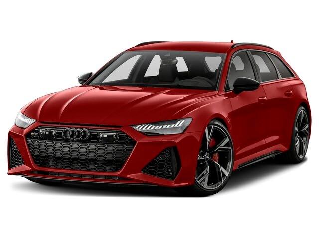 New 2021 Audi RS 6 Avant 4.0T Wagon WUA1CBF21MN906332 for sale in Sanford, FL near Orlando