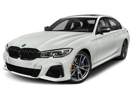 2021 BMW 3 Series M340i xDrive Sedan