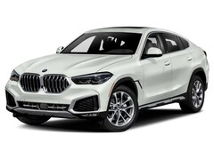 New 2021 BMW X6 M50i SUV in Atlanta