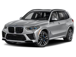 new 2021 BMW X5 M SUV for sale near Worcester