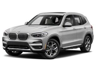 New 2021 BMW X3 PHEV xDrive30e SAV Sudbury, MA
