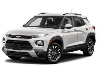 New 2021 Chevrolet Trailblazer LT SUV M2100 for sale near Cortland, NY