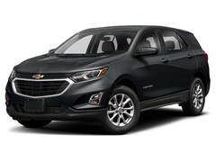 New 2021 Chevrolet Equinox LS SUV for Sale in Frankfort, Lansing, & Bradley, IL