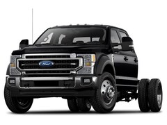 2021 Ford F-350 Chassis XLT XLT 4WD Crew Cab 179 WB 60 CA