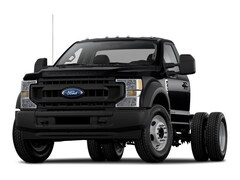 New 2021 Ford F-350 Chassis XL Regular Cab Chassis-Cab near Boston, MA