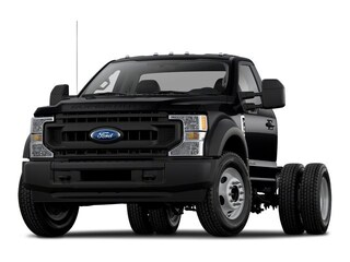 New 2021 Ford F-350 Chassis XL Regular Cab Chassis-Cab for sale near you in Braintree, MA