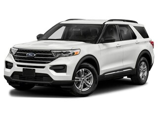New 2021 Ford Explorer XLT SUV Mesa, AZ