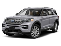 New 2021 Ford Explorer Limited Limited RWD for sale in Abilene, TX