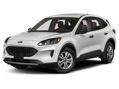 2021 Ford Escape S All-Wheel Drive Not Specified