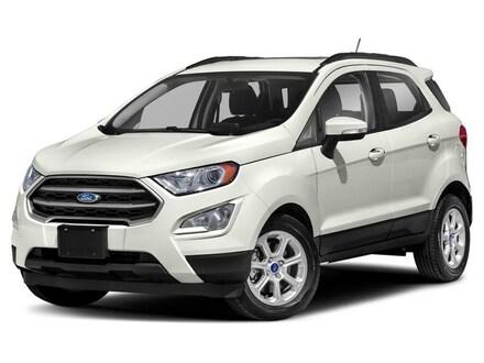 2021 Ford EcoSport SE SUV MAJ6S3GL2MC397646