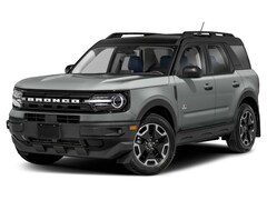 New 2021 Ford Bronco Sport Outer Banks SUV For Sale in Roswell, NM