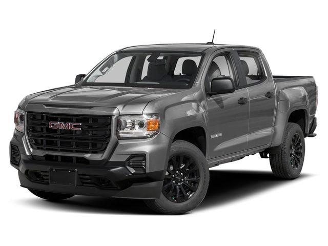 2021 GMC Canyon Truck Crew Cab