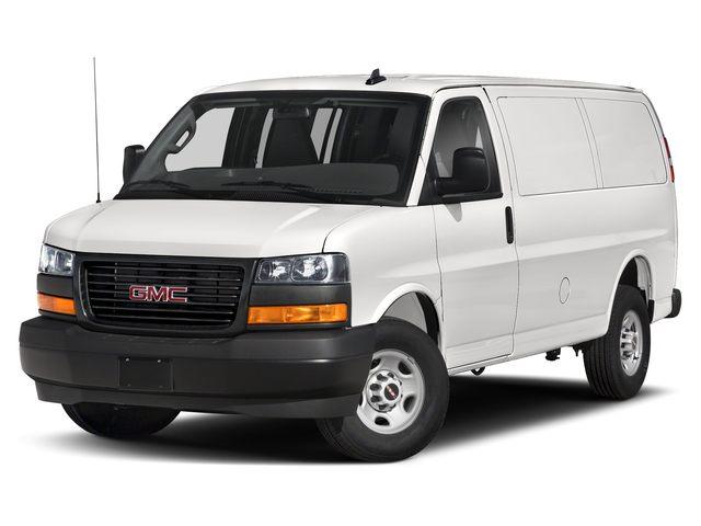 2021 GMC Savana 2500 Van Cargo Van