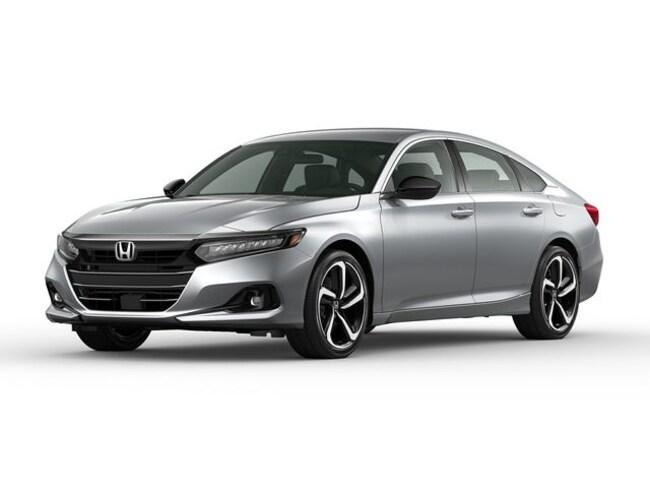 new 2021 Honda Accord Sport 1.5T Sedan For Sale/lease Medina, OH