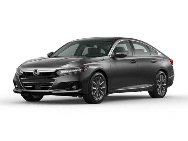 New 2021 Honda Accord EX-L Sedan in Smithtown