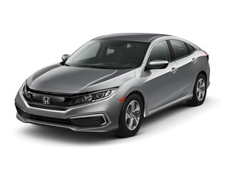 2021 Honda Civic LX Sedan