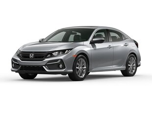 2021 Honda Civic EX Hatchback