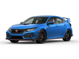 New 2021 Honda Civic Type R Touring Hatchback for sale near you in Burlington MA