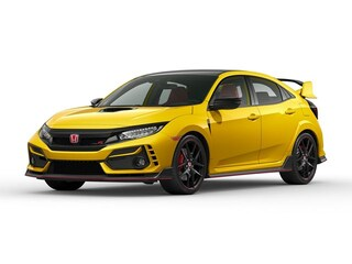 New 2021 Honda Civic Type R Limited Edition Hatchback in Orange County