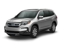 New 2021 Honda Pilot EX-L AWD SUV 21239T for Sale Decatur, IL, at Honda of Illinois