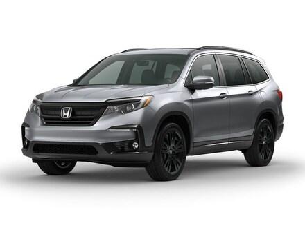 New 2021 Honda Pilot Special Edition SUV Waltham, MA