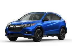 New 2021 Honda HR-V Sport AWD SUV in Maryland