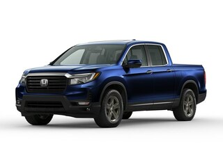 New 2021 Honda Ridgeline RTL-E Truck Crew Cab for sale in Stockton, CA at Stockton Honda
