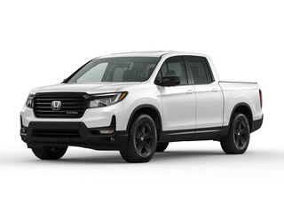 New 2021 Honda Ridgeline Black Edition Truck Crew Cab for sale in Stockton, CA at Stockton Honda