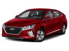 2021 Hyundai Ioniq Hybrid Essential Hatchback