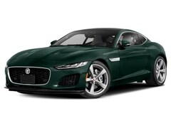 New 2021 Jaguar F-TYPE Coupe Coupe in Madison, NJ