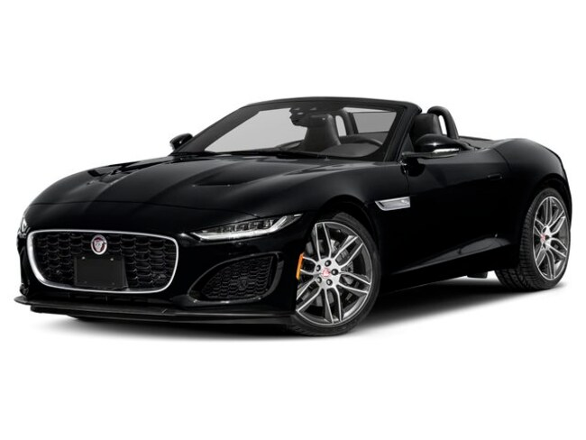 2021 Jaguar F-TYPE P300 Convertible
