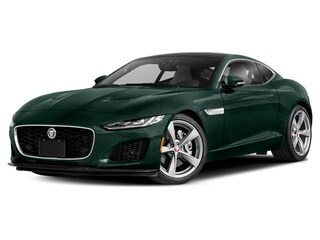 New 2021 Jaguar F-TYPE R-Dynamic AWD R-Dynamic  Coupe for sale in New York