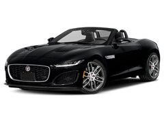 new 2021 Jaguar F-TYPE R Convertible Convertible for sale near Savannah