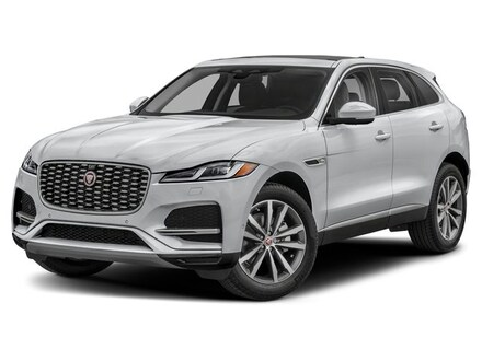 Featured New 2021 Jaguar F-PACE SVR SUV for sale in Tulsa, OK