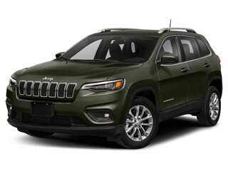 New 2021 Jeep Cherokee Latitude Lux SUV