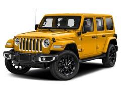 2021 Jeep Wrangler 4xe Rubicon SUV