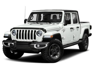 2021 Jeep Gladiator Overland Camion cabine Crew